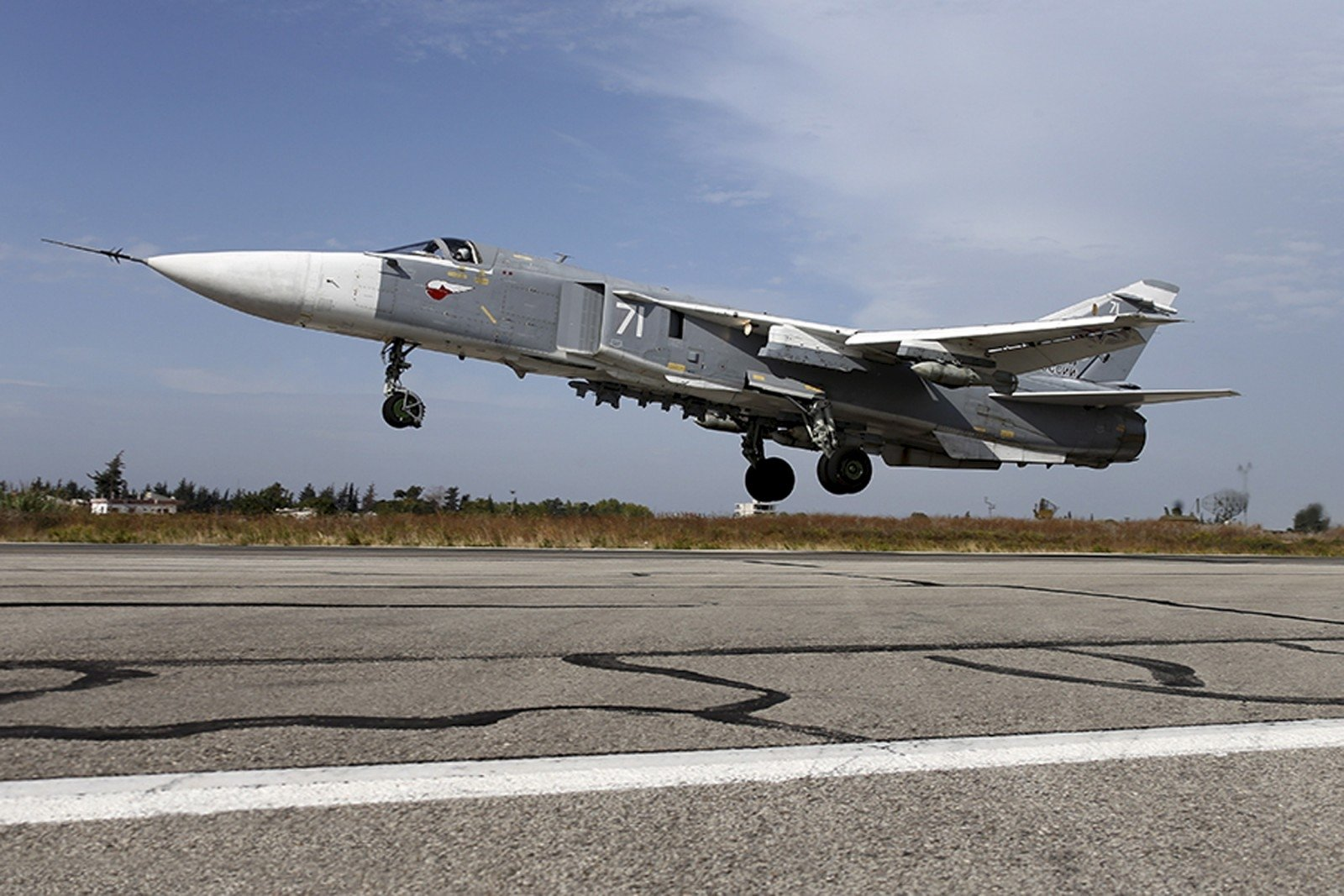 NATO fighter-jets scrambled from Lithuania twice last week over