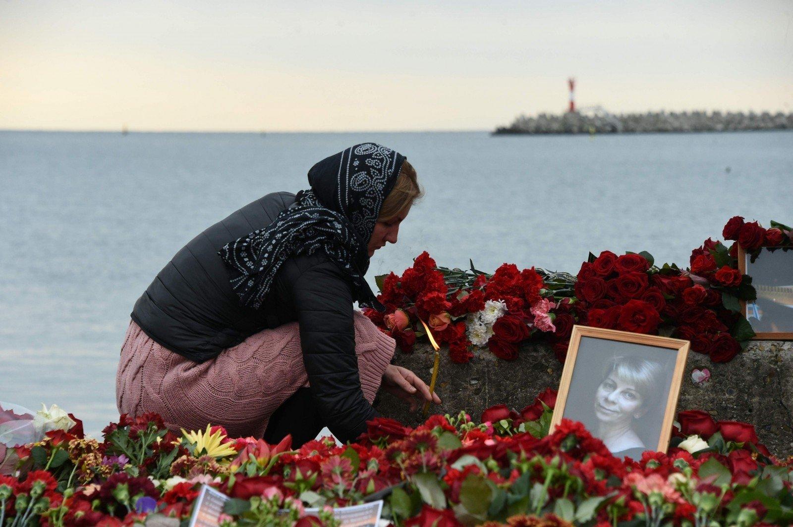 Минобороны сообщило озавершении расследования катастрофы Ту-154 близ Сочи