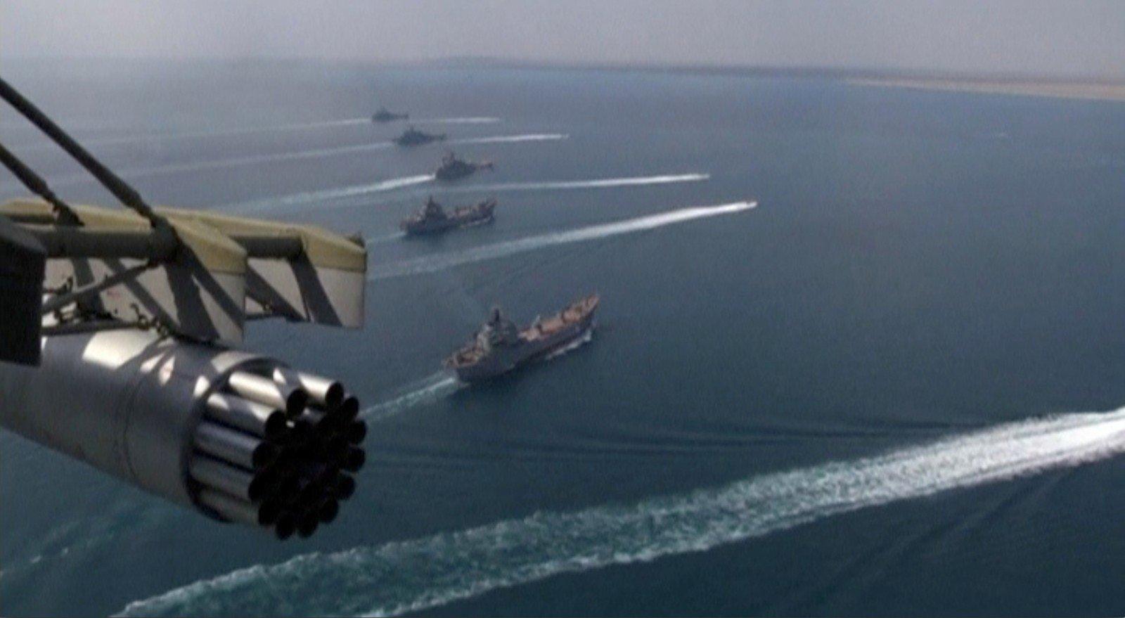 У Зеленского подтвердил информацию о скором возвращении Россией захваченных украинских кораблей