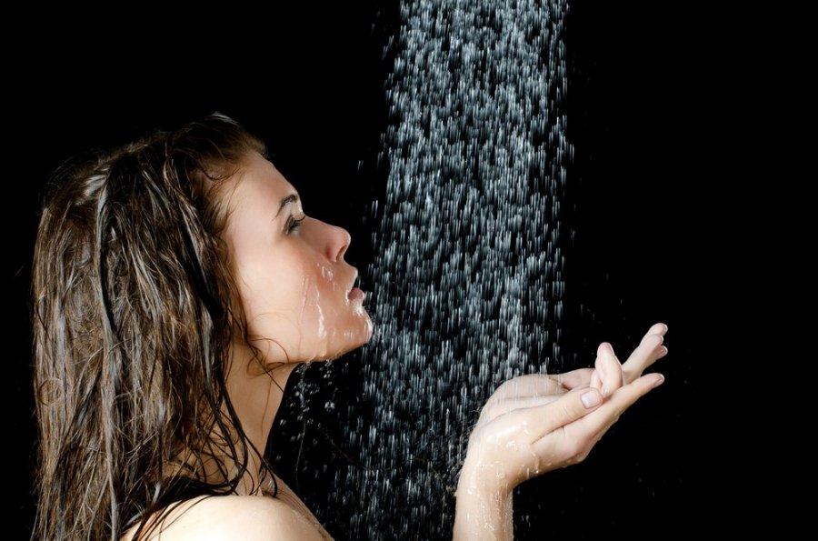 kaip vanduo padeda erekcijai