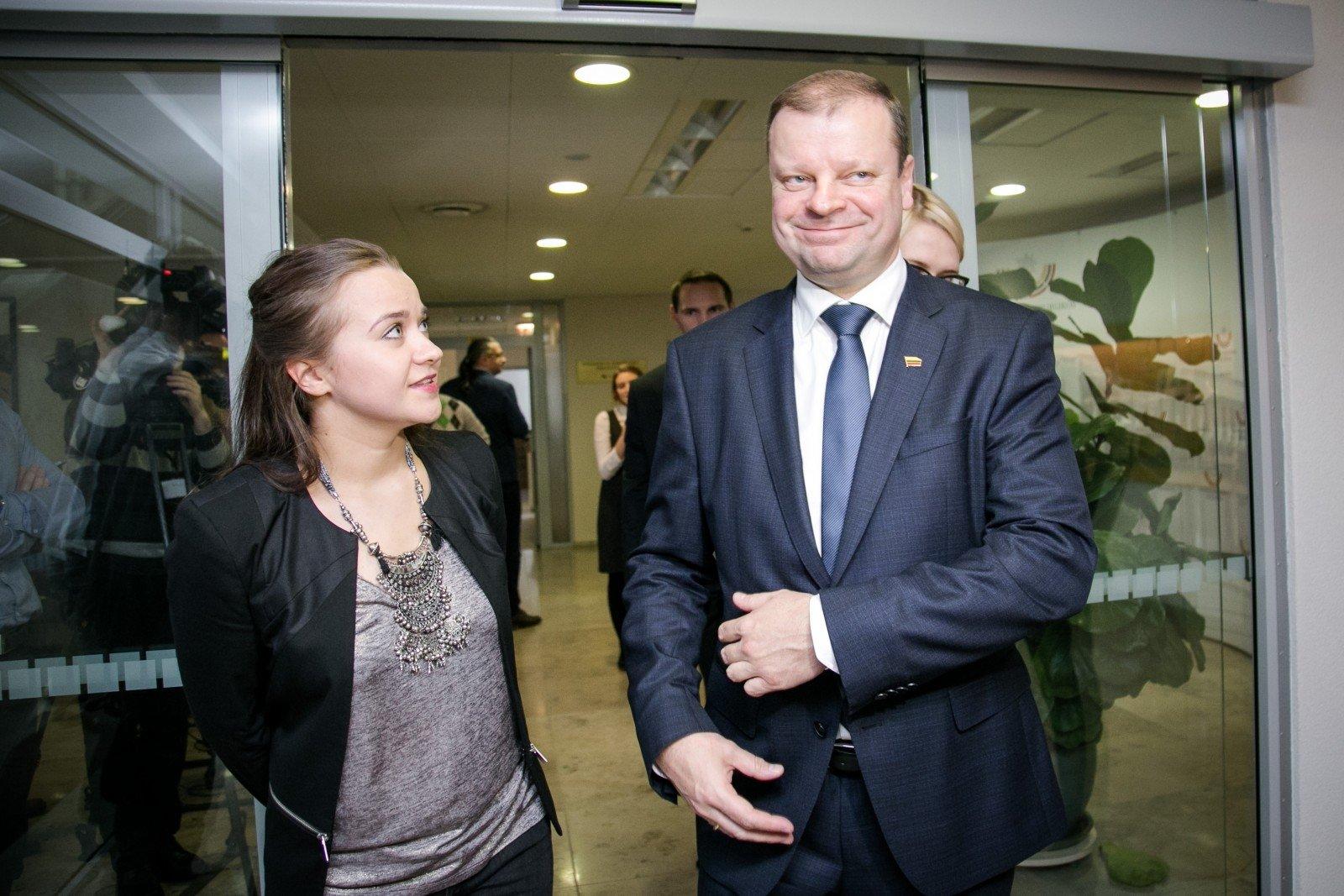 Премьером Литвы назначен Сквярнялис