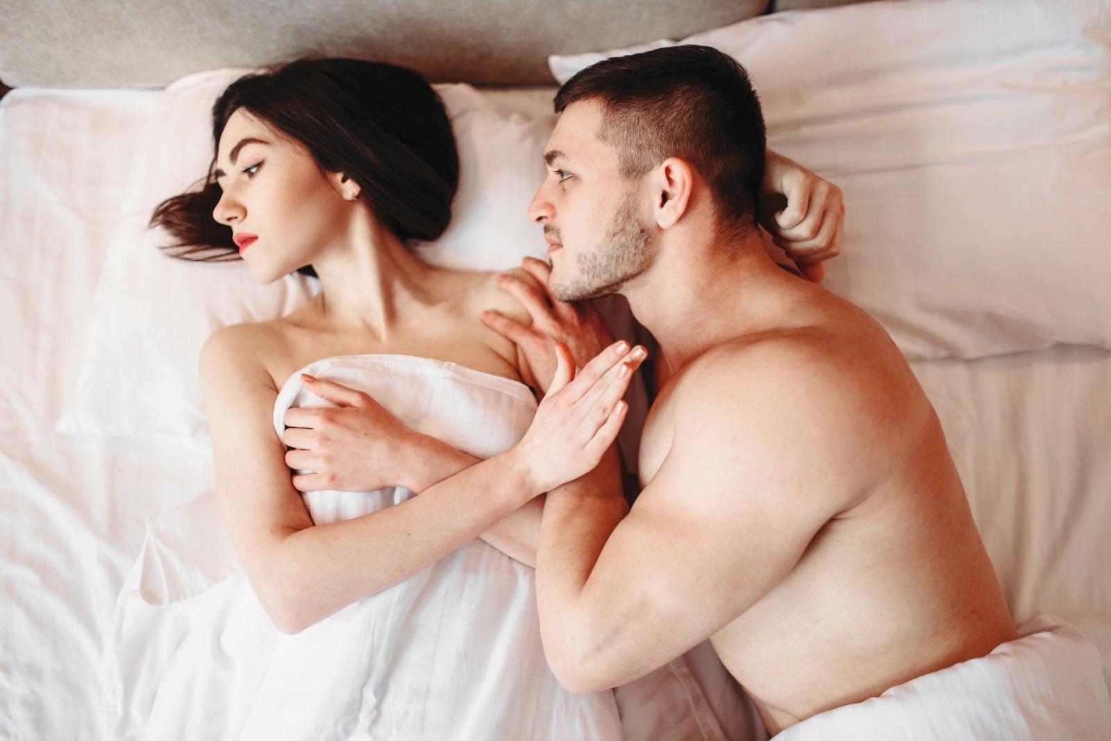 Hypoactive sexual desire disorder causes low libido in women