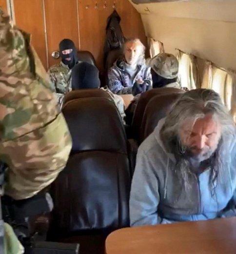 Sergejaus Toropo sulaikymas