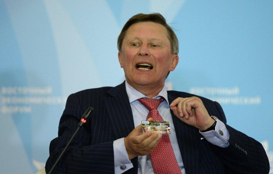 Евкуров поздравил Вайно сназначением надолжность руководителя администрации Президента РФ