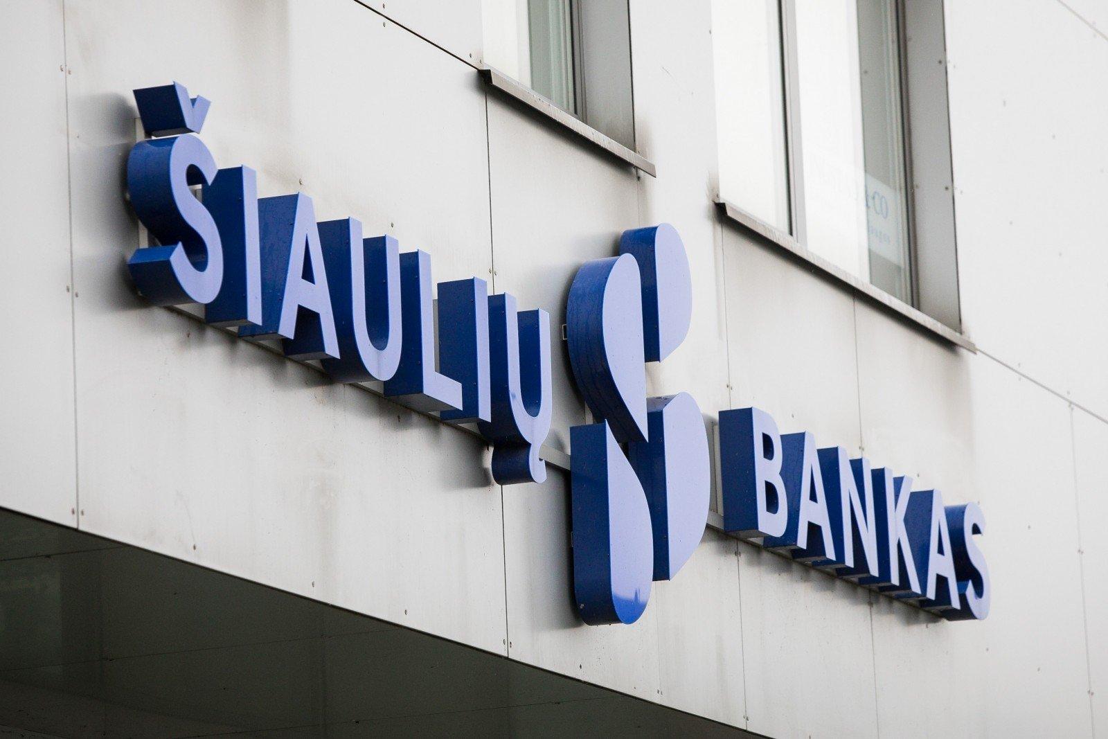 u0160iauli u0173 bankas si u016blo i u0161mok u0117ti 0 029 euro dividend u0173 u u017e akcij u0105