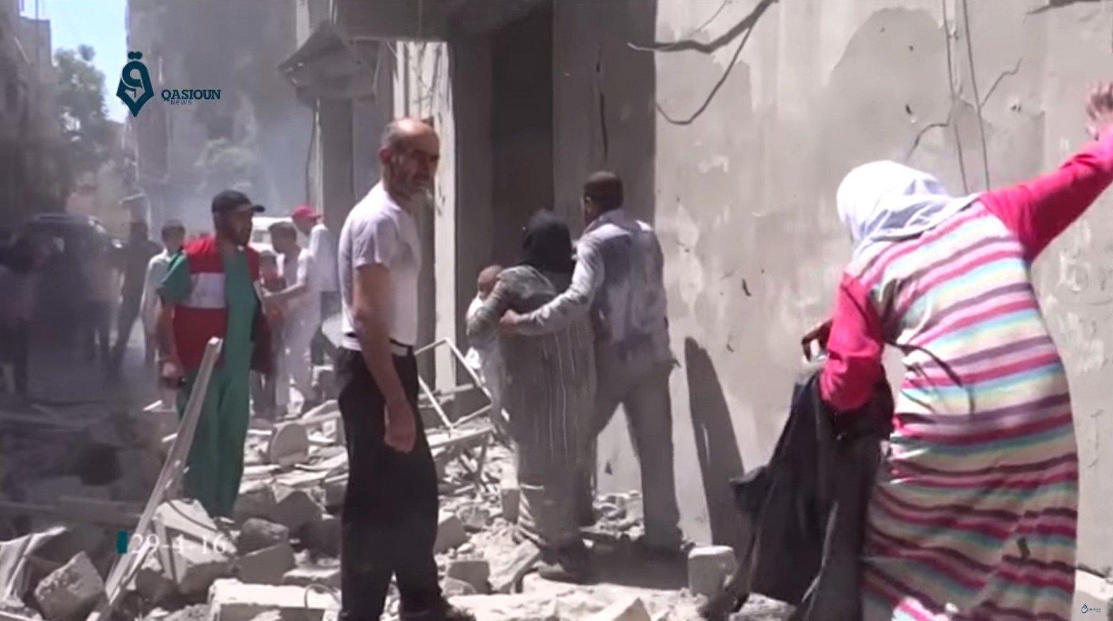 Засутки вСирии крежиму перемирия присоединились три населённых пункта