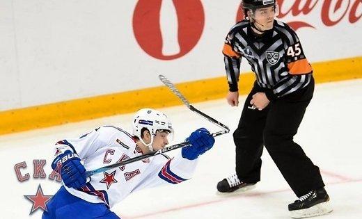 СКА вышел вфинал Кубка Гагарина
