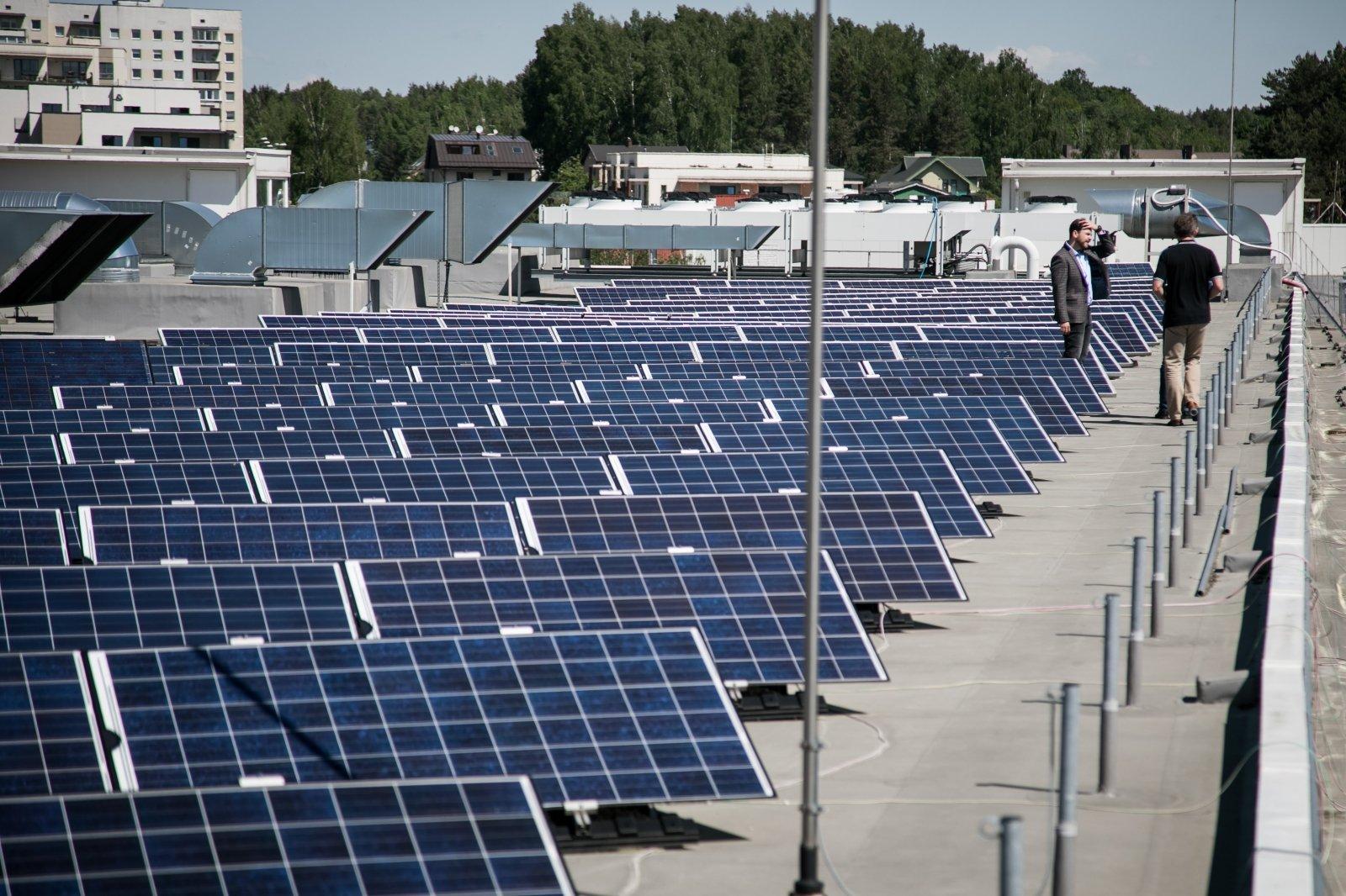 saulės prekybos galimybės