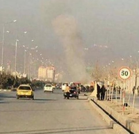 Неменее 20 человек погибли из-за взрыва упарламента Афганистана