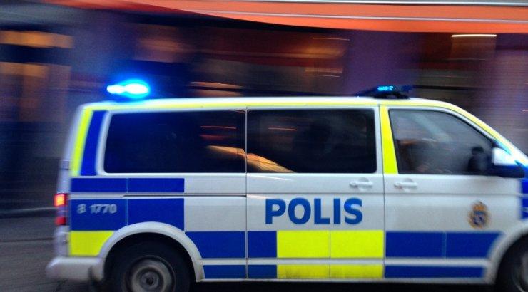 police offer