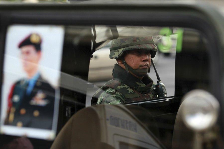 Премьер Таиланда принял участие вреферендуме попроекту свежей конституции