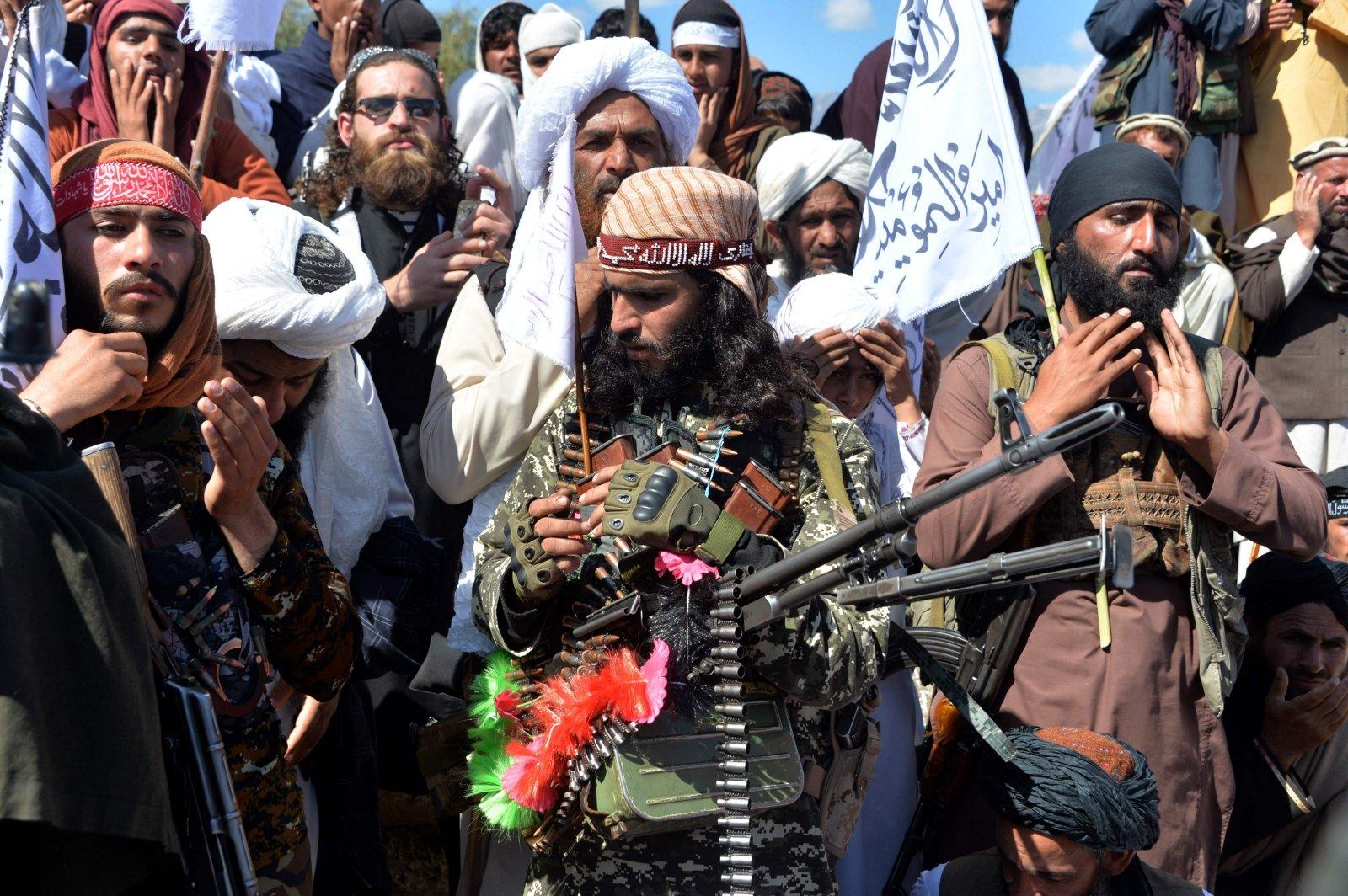 ГРУ финансирует талибов… Воевать простой афганский народ привык бесплатно. Они альтруисты, ну почти