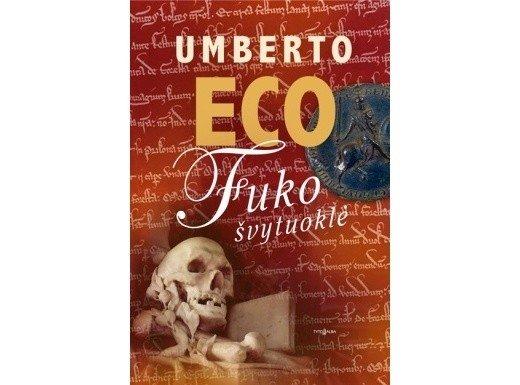 U. Eco knygos viršelis
