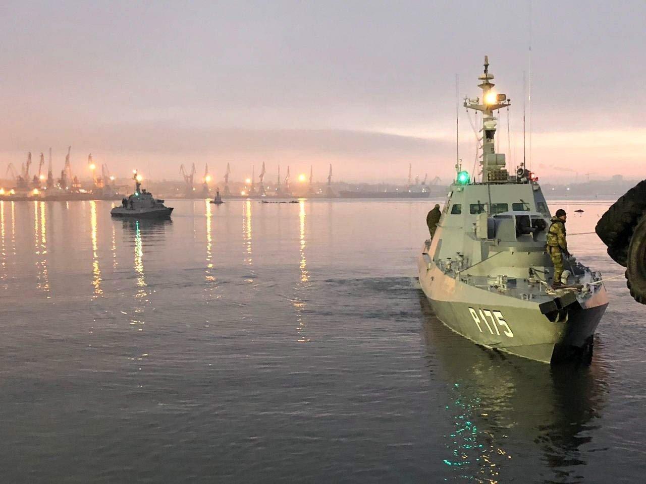ЕС должен поддерживать Украину в связи с инцидентом в Керченском проливе - Могерини