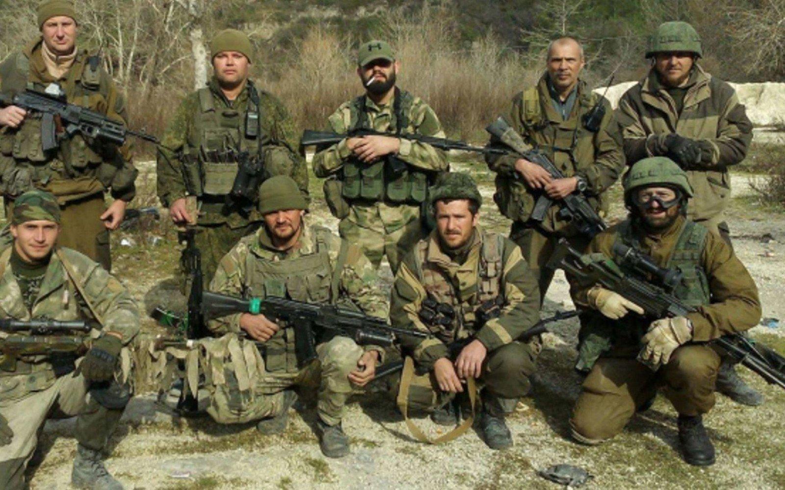 Известные люди считают бойцов частной военной компании (ЧВК) «Вагнера» «настоящими патриотами и героями своей страны»
