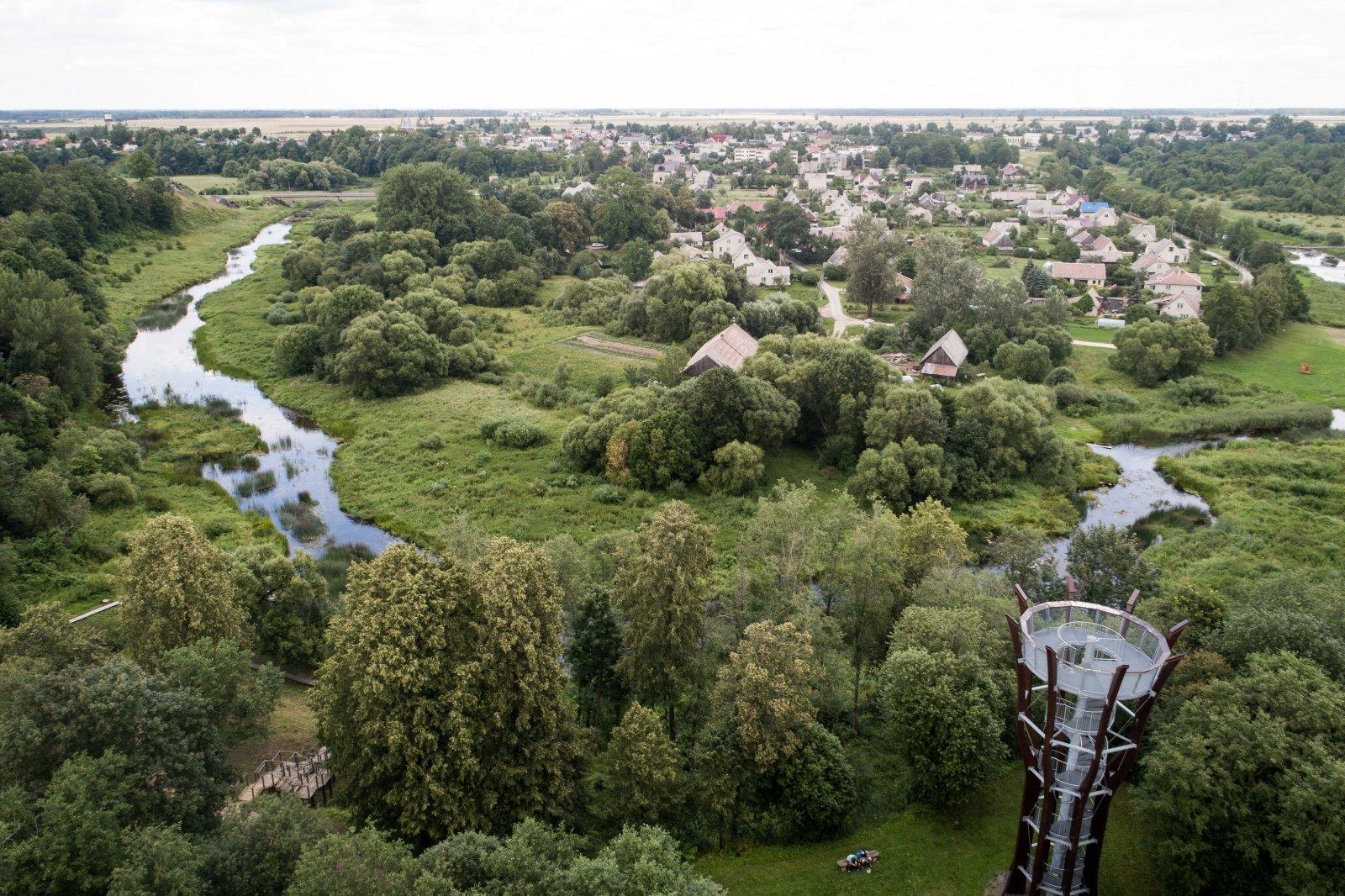 Kartenos Piliakalnis Salantu Regioninis Parkas.Dar Neatrasti Marsrutai Vakarų Lietuvoje Ka Veikti Turės