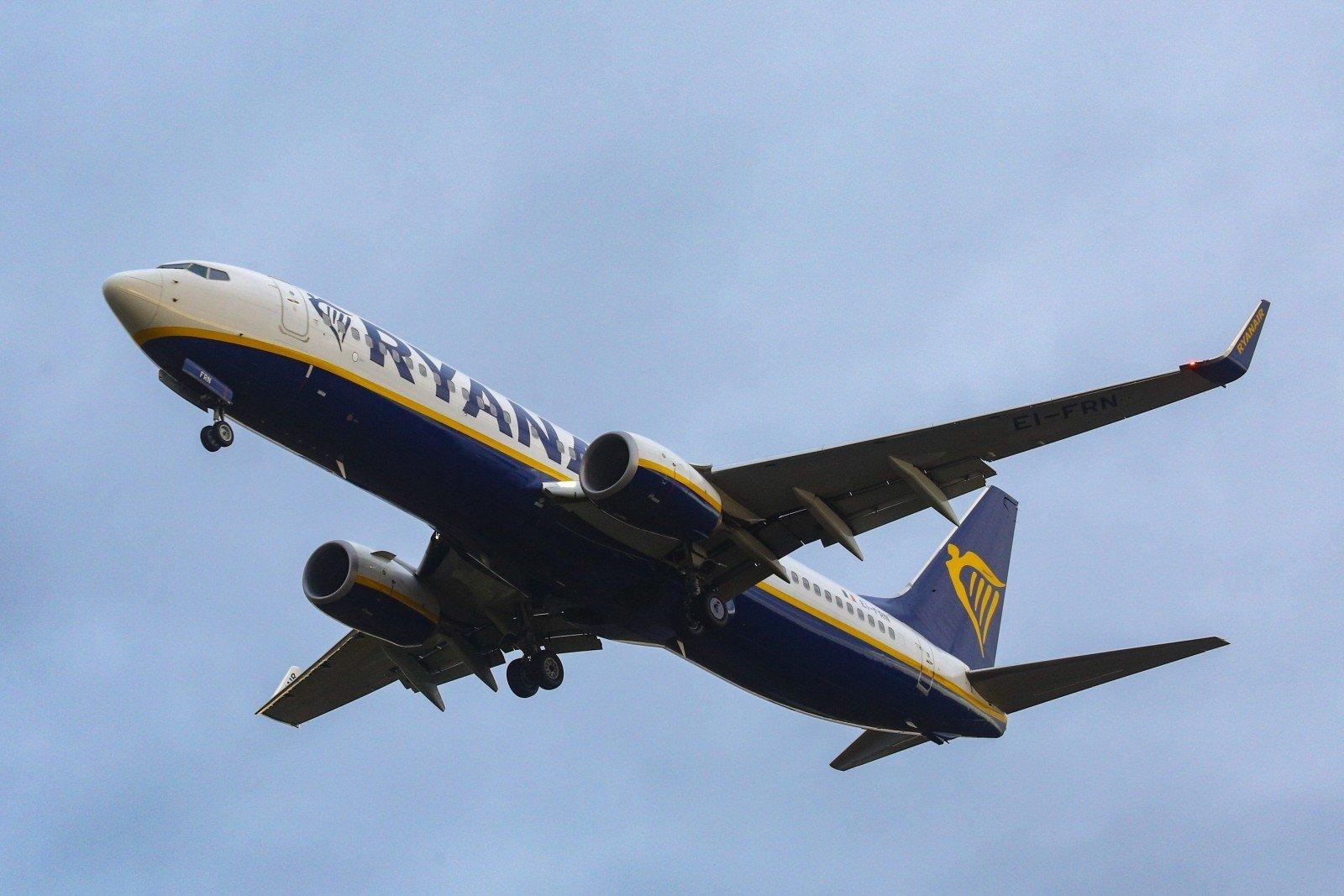 Ryanair ввел новые ограничения набесплатный провоз ручной клади