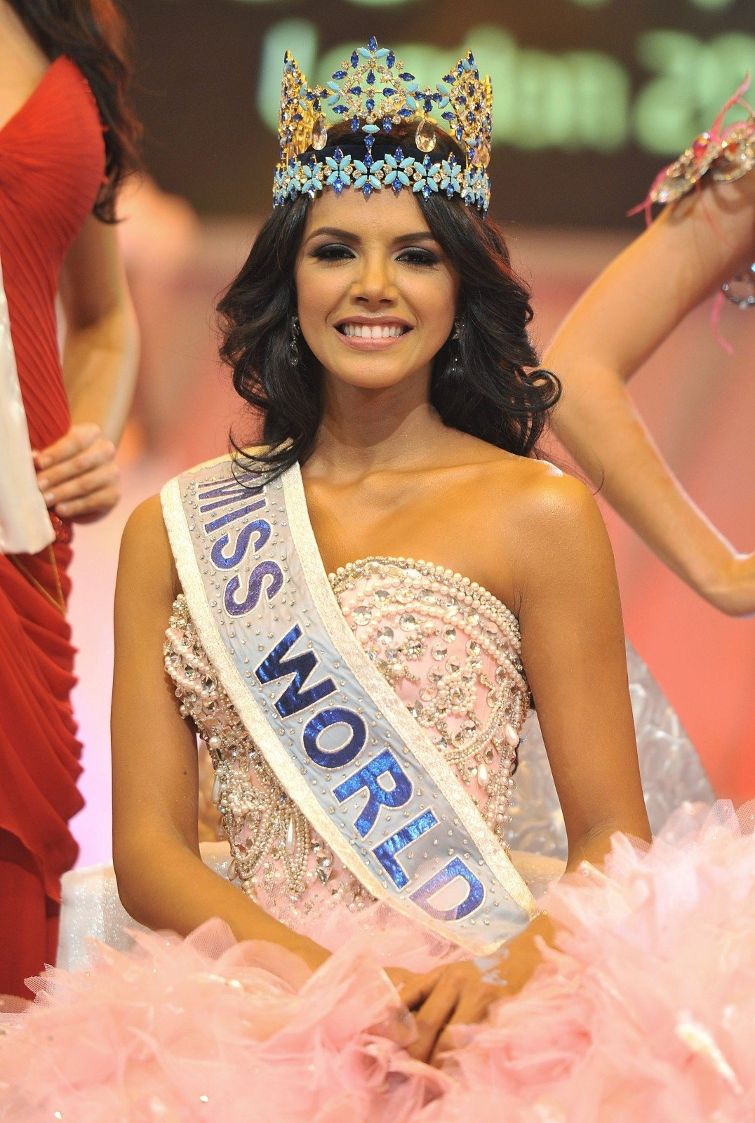 Miss world contest pictures
