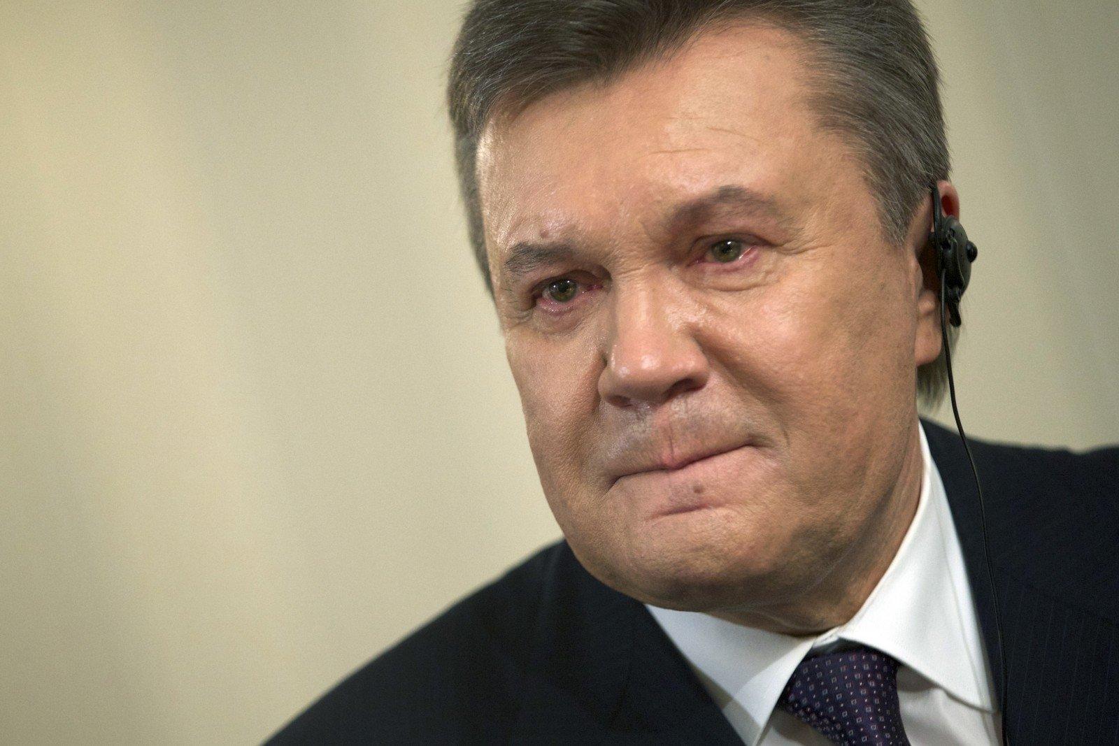 Суд завершил видеодопрос Януковича, тот объявил оготовности ксотрудничеству
