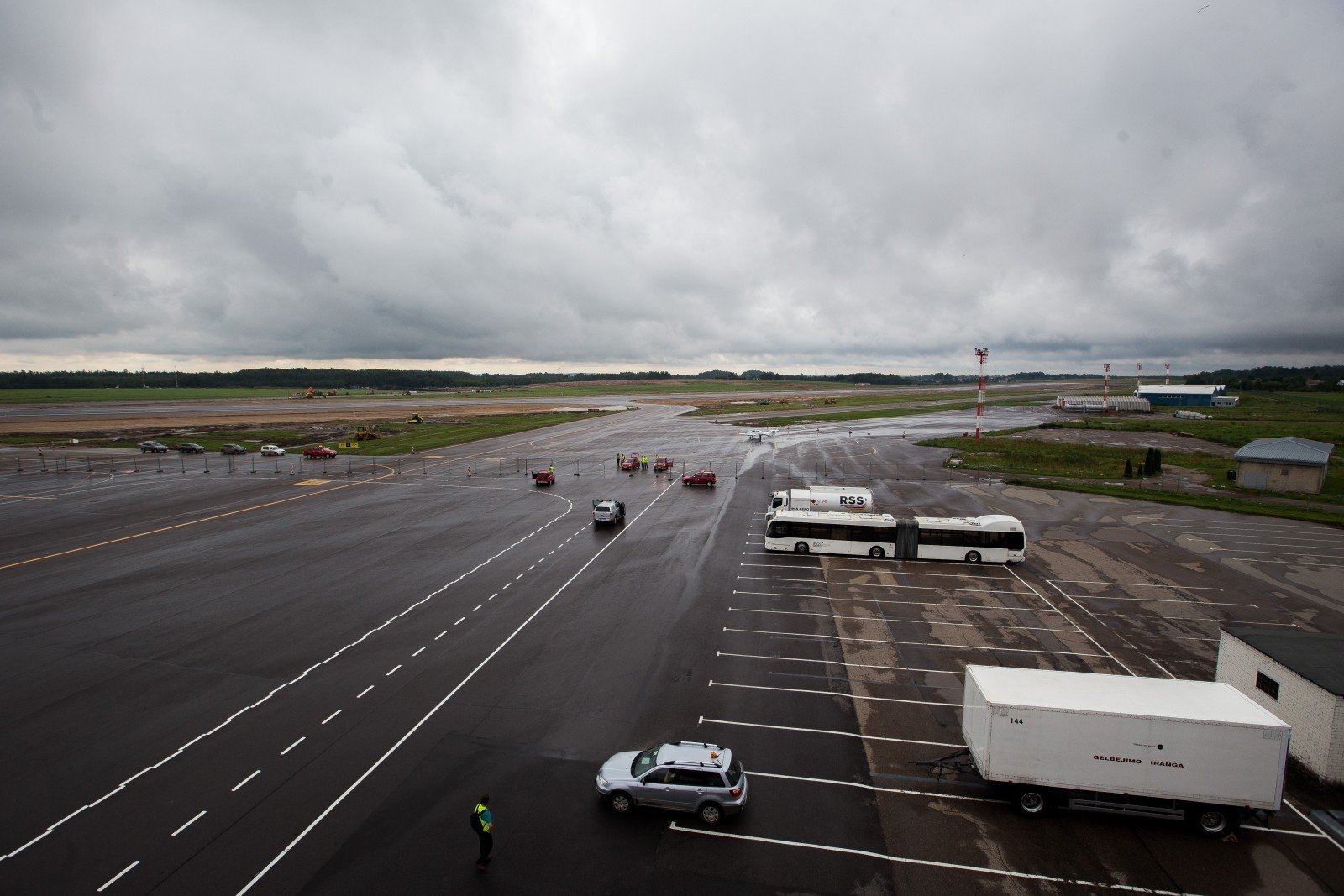 Самолет Вильнюс-Хургада готовится каварийной посадке из-за технических сложностей