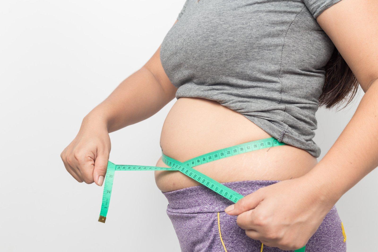 duoti keletą patarimų, kaip numesti svorio