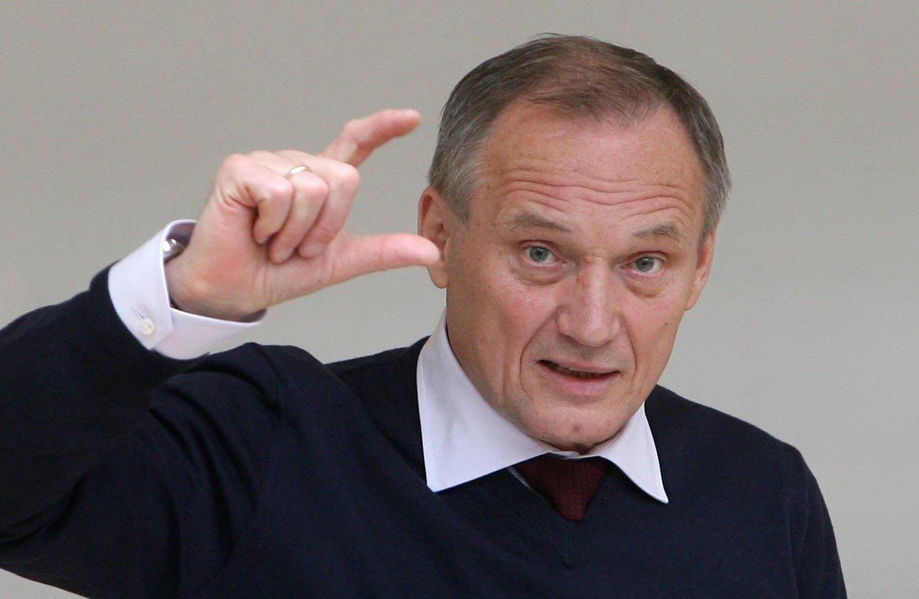ВРеспублике Беларусь снова задержали экс-кандидата впрезиденты Некляева