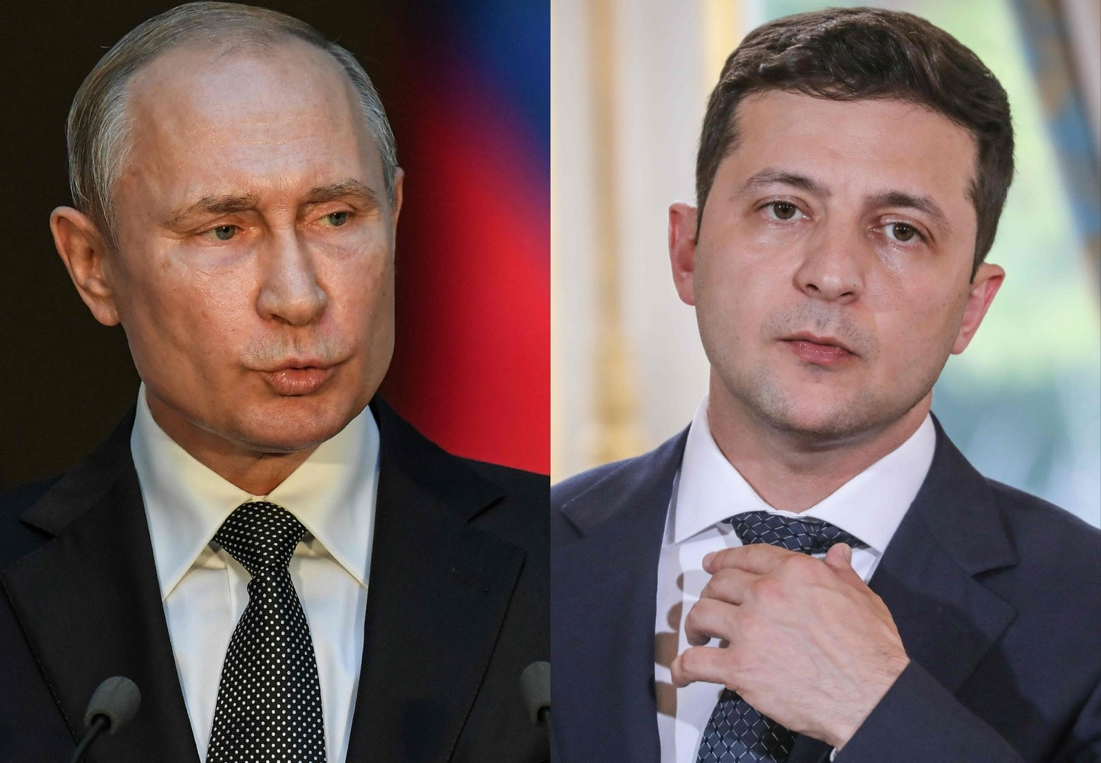 В День святого Валентина Зеленский позвонил Путину