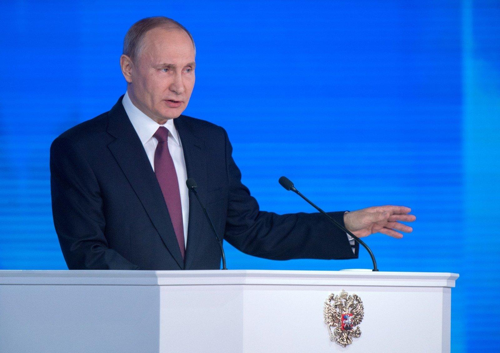 Путин и ботокс • НОВОСТИ В ФОТОГРАФИЯХ