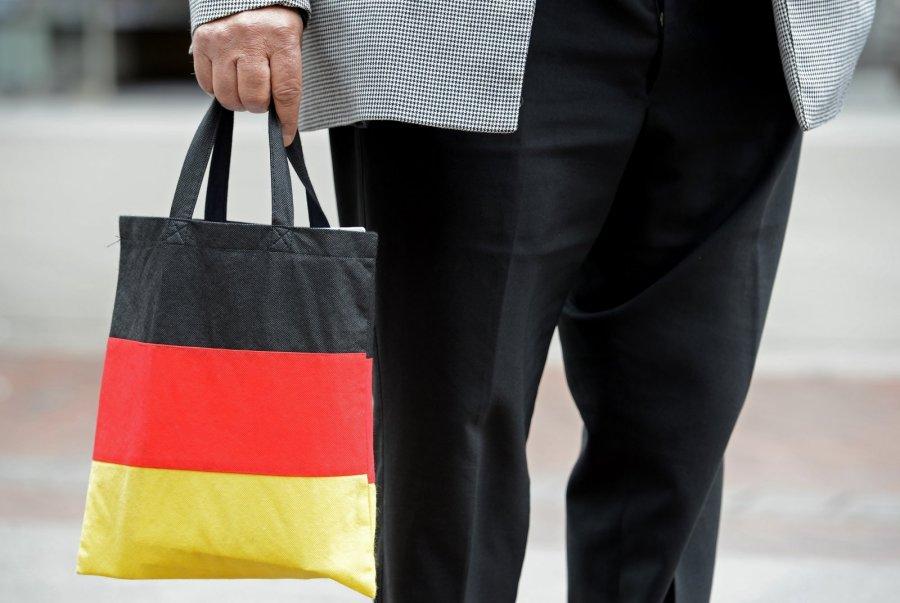 Экономика Германии достигла наибольшего роста за5 лет