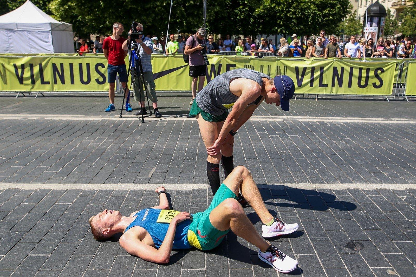 bėgimas su hipertenzija po 50 metų)