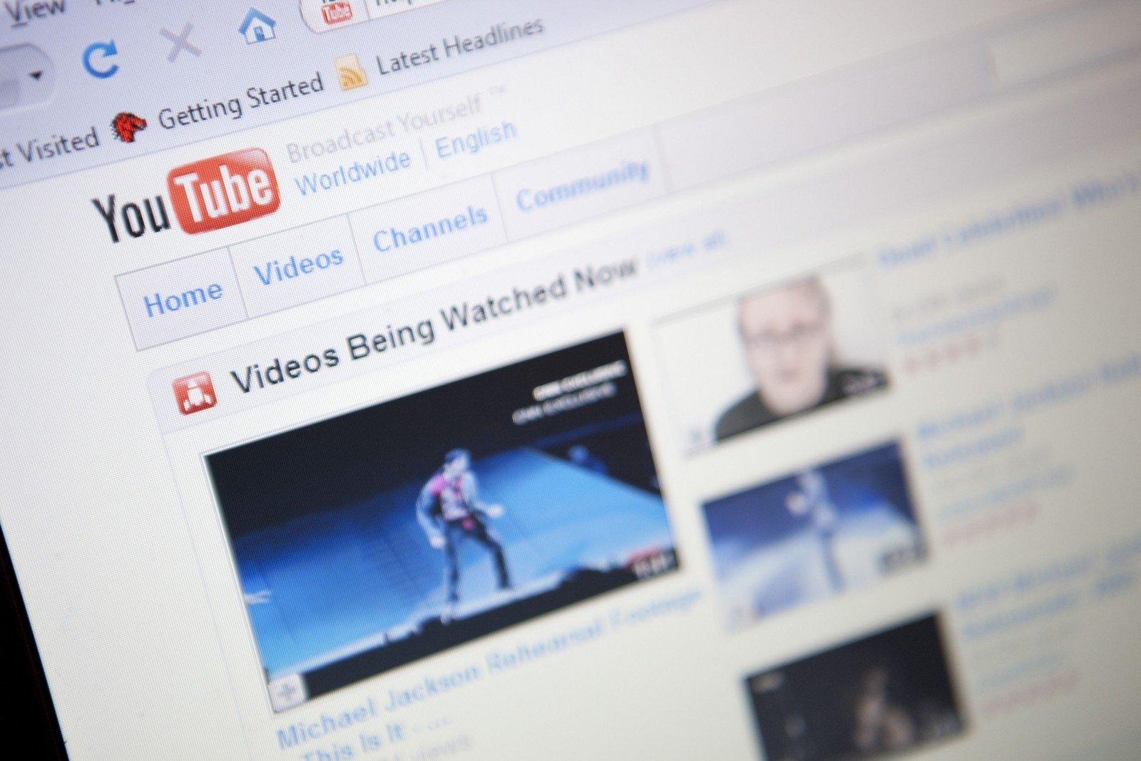 В РФ опровергли уход YouTube изстраны
