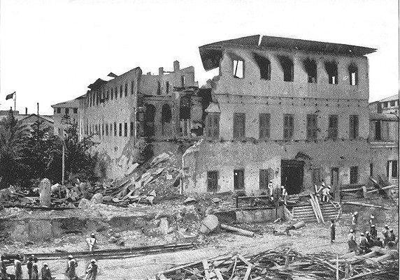 Zanzibaro karas