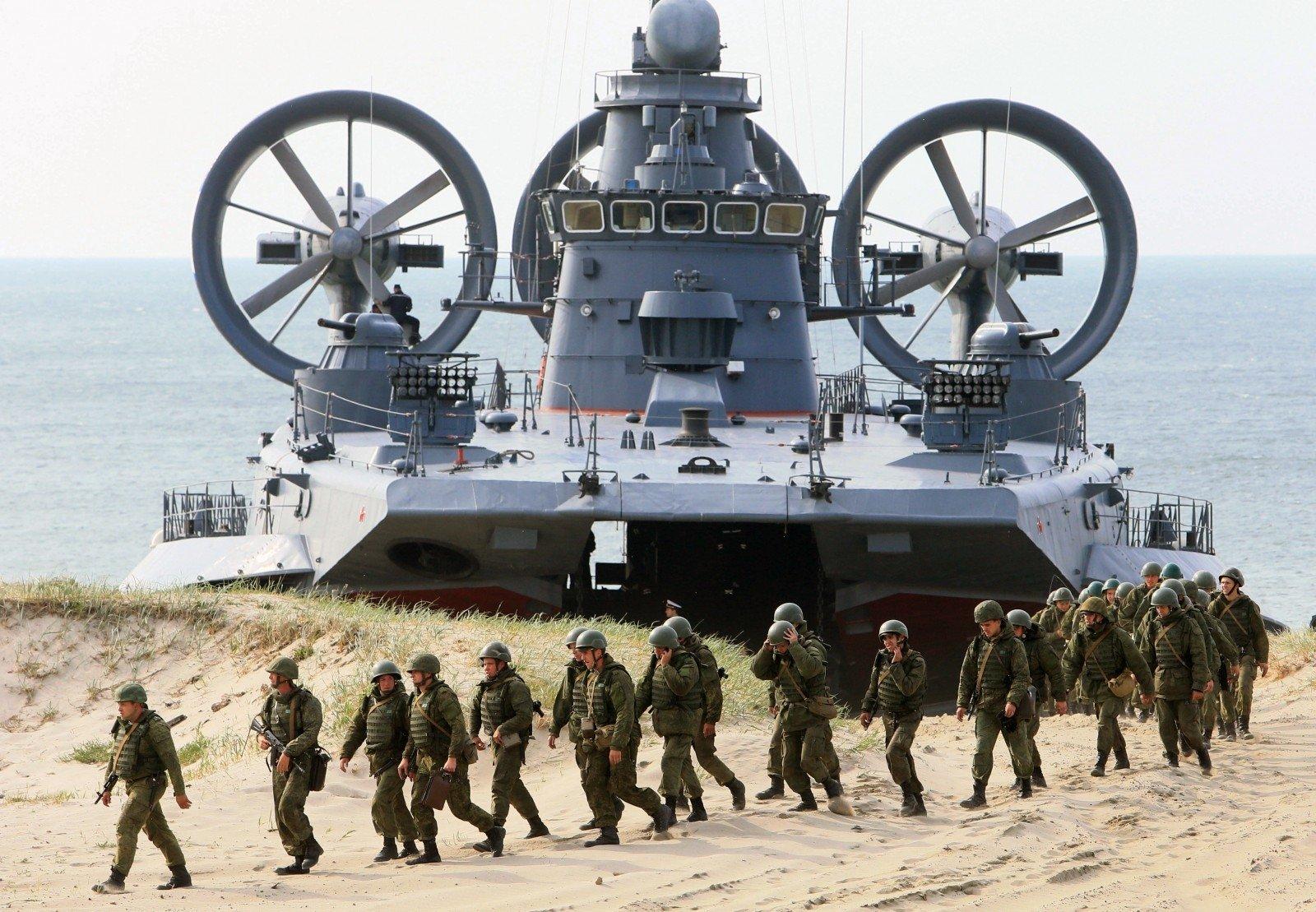 Литва получила приглашение от РФ научения по«оккупации Прибалтики»