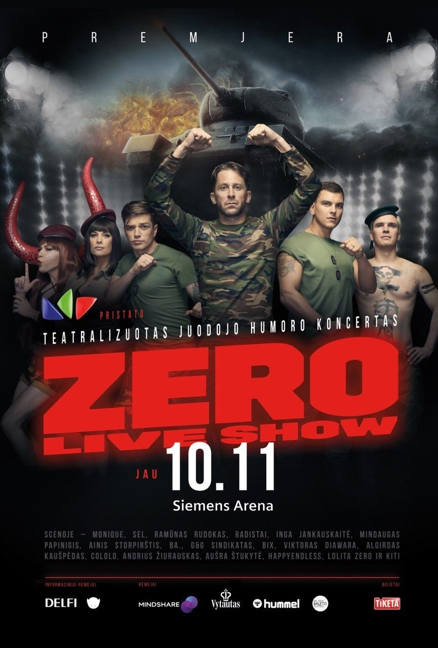 ZERO LIVE SHOW (2018)