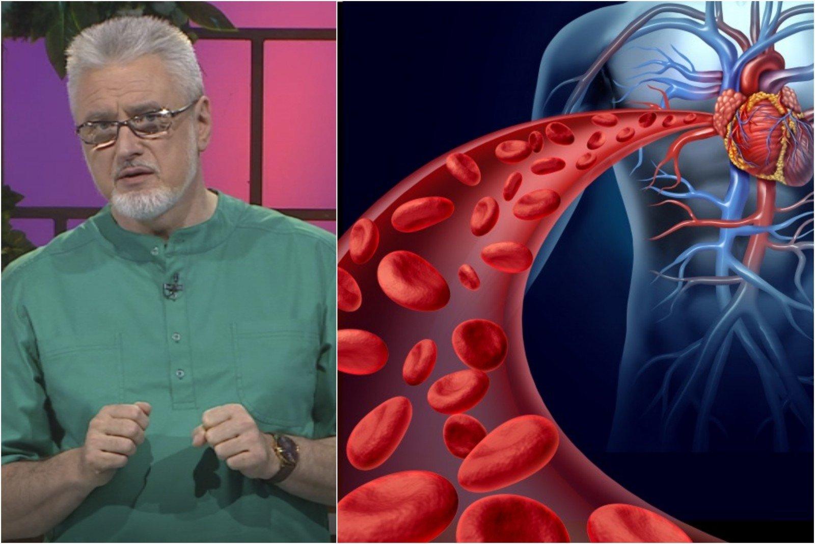 kalcio ir širdies sveikata kokią gimnastiką galite atlikti su hipertenzija