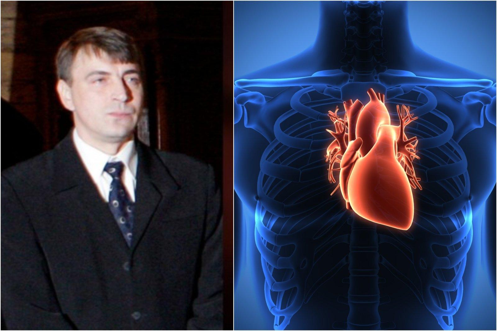 širdies sveikatos kampanijos