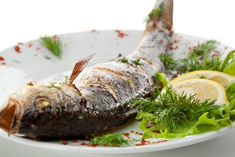 geriausia valgyti žuvis širdies sveikatai)
