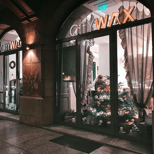 Citywax, Gedimino pr. 35