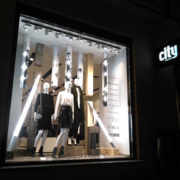 City women,  Gedimino pr. 24